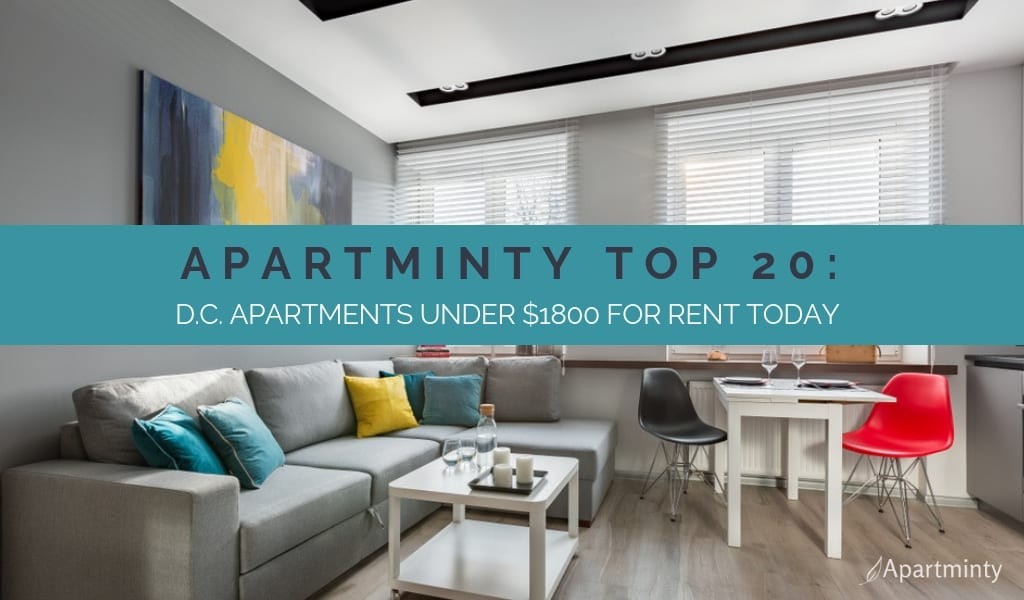 Top-20-apartments-in-dc-under-1800